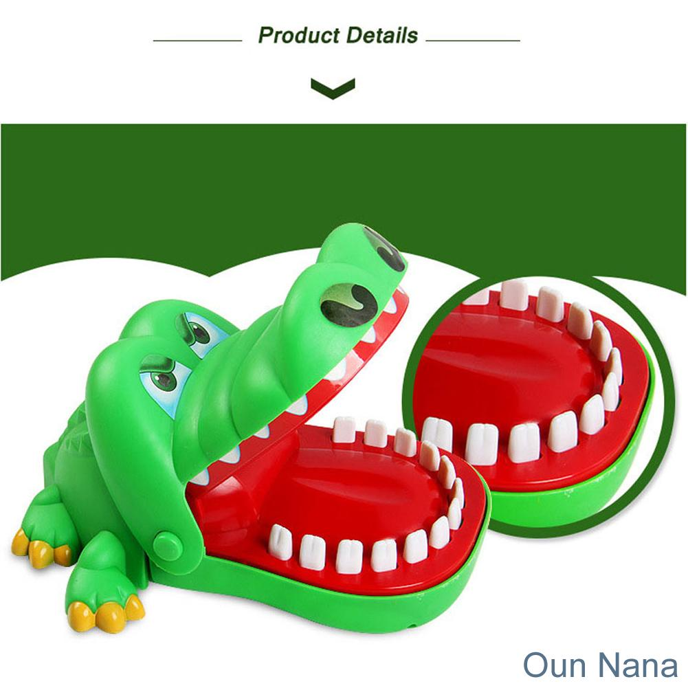 Oun Nana toy, Biting Finger Game Funny Toy Gift Funny Toys For Kids, 1 To 4 Players, Ages 4 And Up